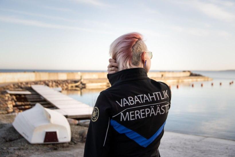 ÕL VIDEO | Vabatahtlik merepäästja Ingeldrin: jätsin hädakõne peale poes piima ja saia sinnapaika ning tõttasin appi