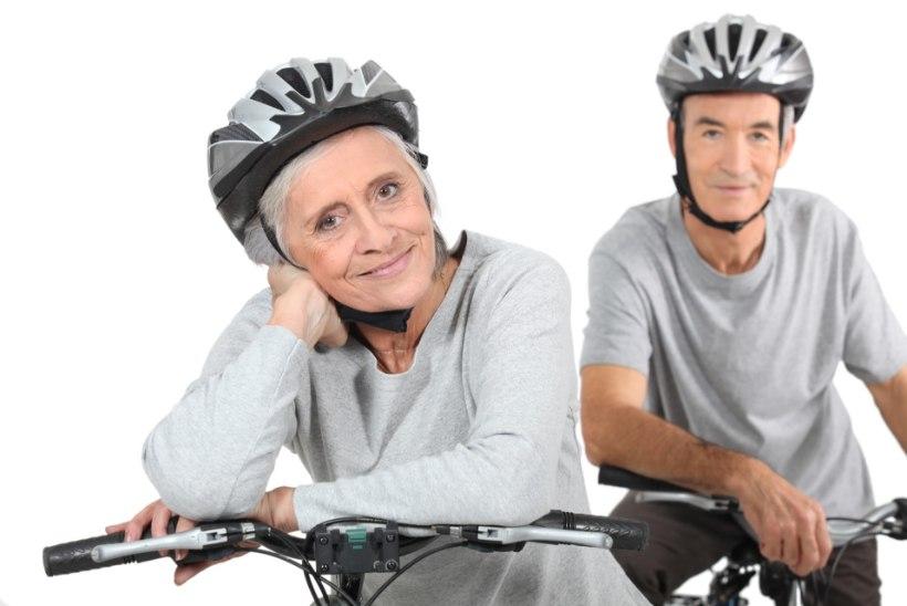 Üheksa nõksu, mis aitavad vanemas eas kaalu ohjeldada