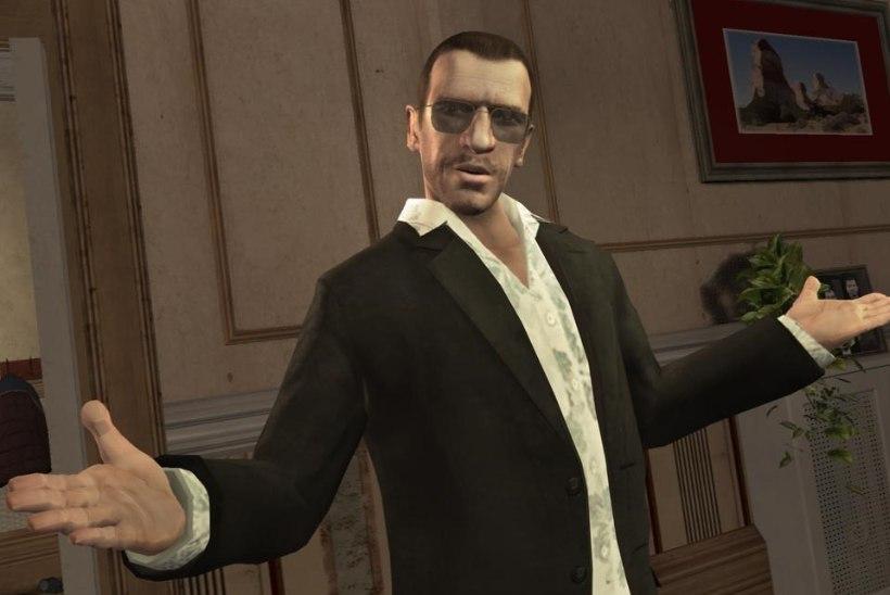 """MILLES KÜHVEL? """"GTA 4"""" ei ole enam Steamis ostetav"""