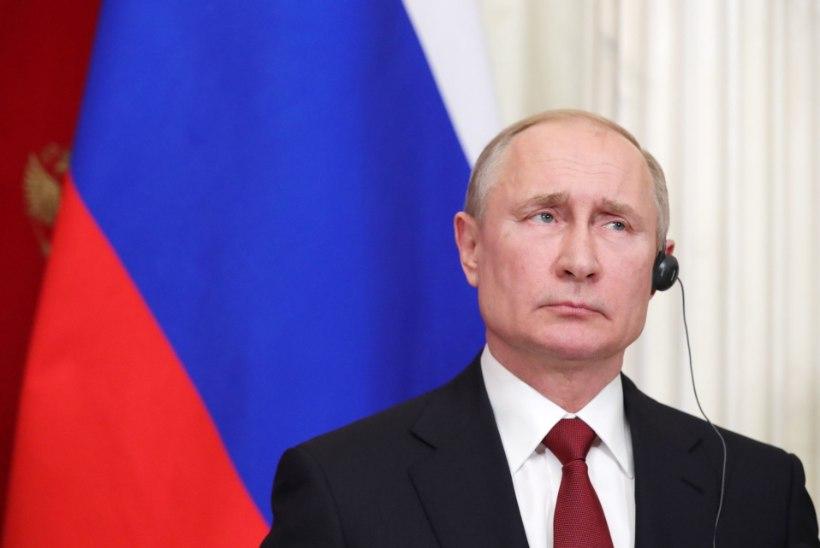 Putin tunnistab: Liibüas on Vene palgasõdurid