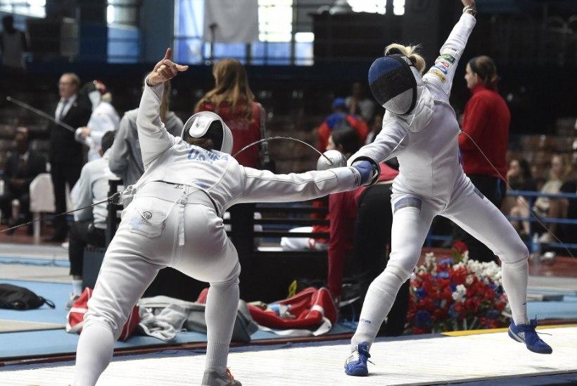 KUUBA KUNINGANNAD! Vehklejad jõudsid teist aastat järjest finaali ja liiguvad olümpia suunas