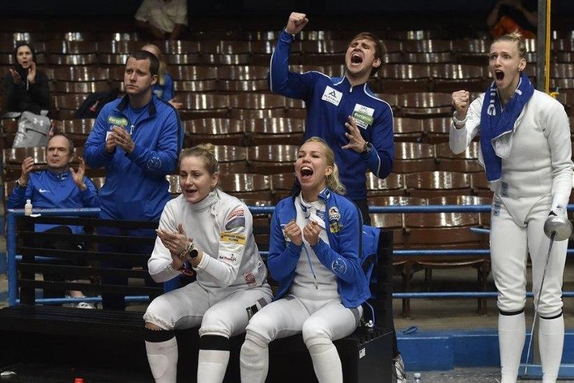 EPEE-PARADOKS: miks MK-finaali kaotus oli Eestile võidust kasulikum?