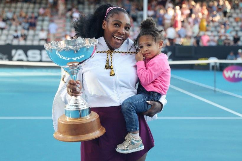 TENNISEROSOLJE: igihalja Serena võit, Thunberg ründas Federeri