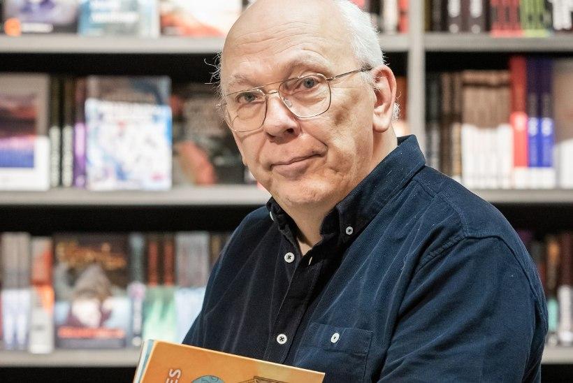 Heiki Vilepist sai kirjanik tänu oma lastele
