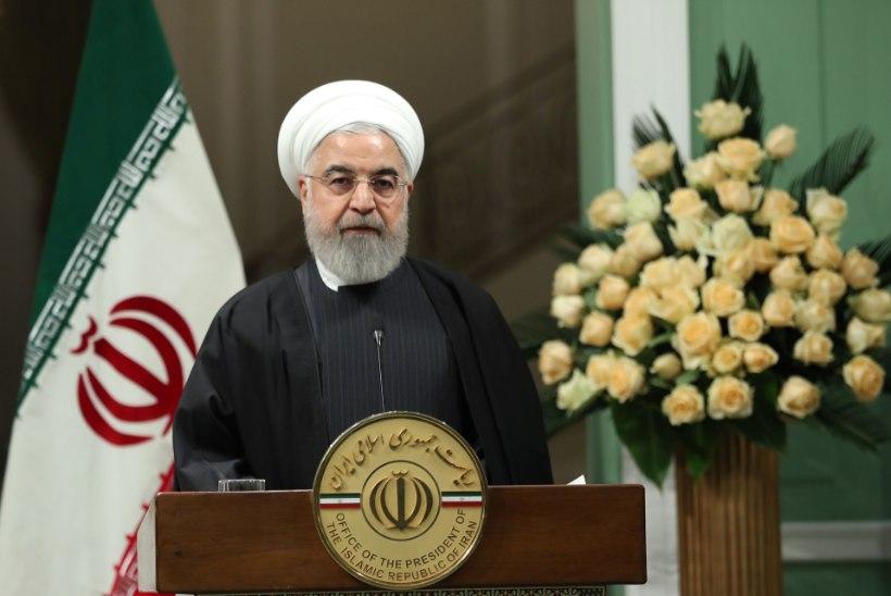 SÕNASÕDA JÄTKUB: Iraan kuulutas USA kaitseministeeriumi ja relvajõud terroriorganisatsioonideks