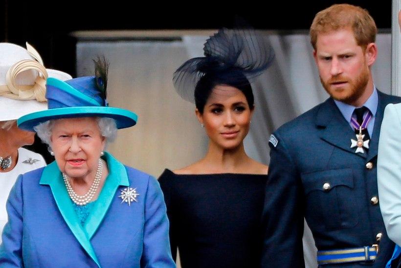 KRIISIKOOSOLEK: kas kuninganna keelab Harryl lahkuda? Kas Sussexid ähvardavad  suu puhtaks rääkida?