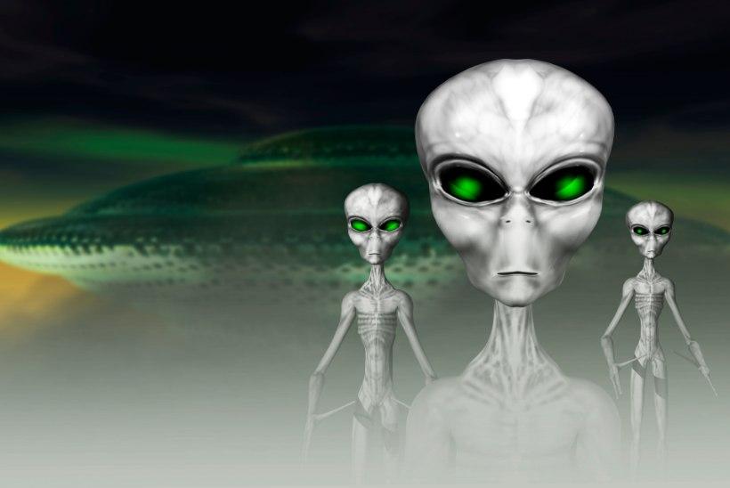 """ASTRONAUT: """"Kosmosetulnukad on olemas, selles pole kahtlust!"""""""