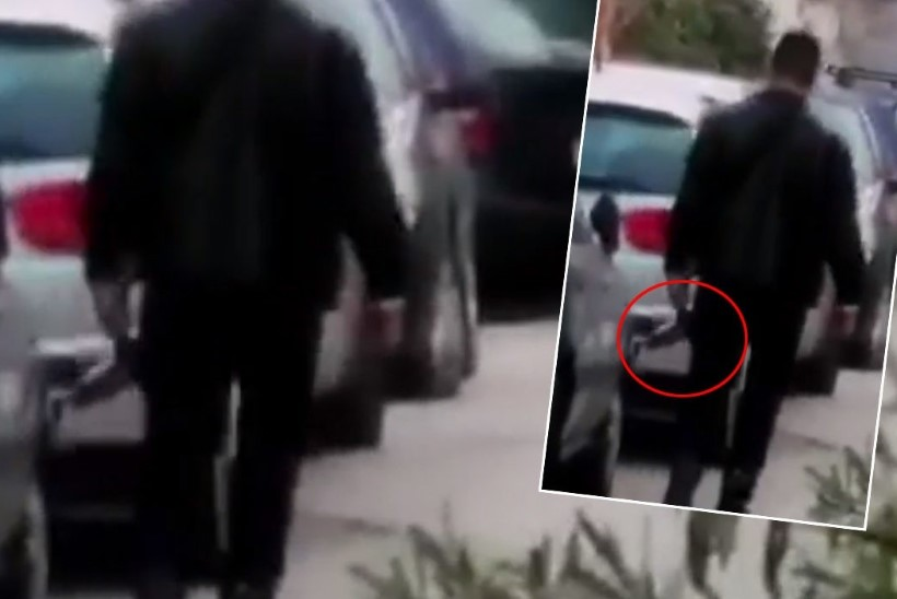 KÄTTEMAKS NARKODIILERITELE? Splitis tapeti automaadilaskudega kolm meest