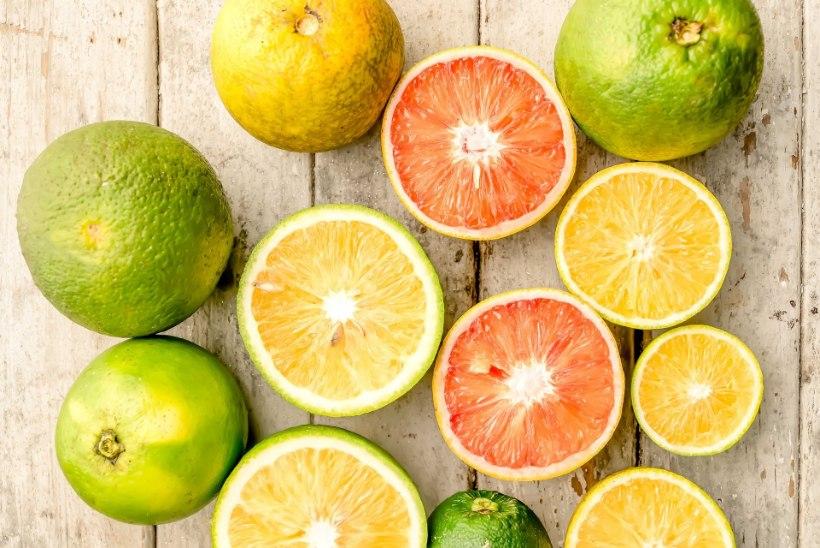 Tsitrustega ei tohi liialdada! Kui palju vitamiine on tervisele hea?