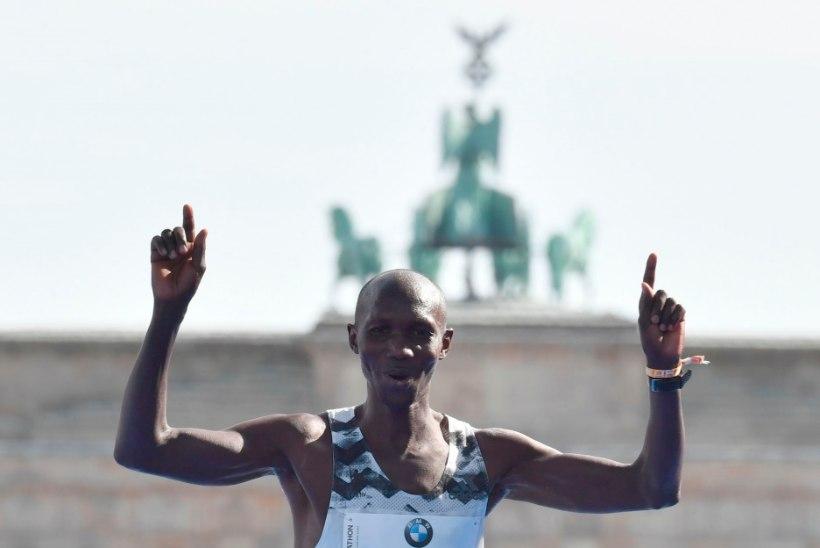 MASSILINE PETMINE: 50 Keenia jooksjat on saanud võistluskeelu!