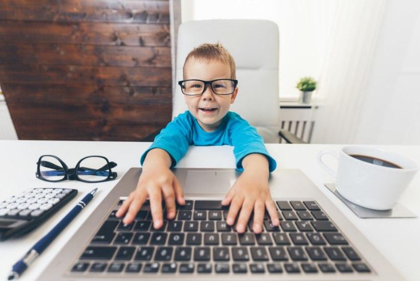 Tohoh! Viimastel aastatel on laste nägemisprobleemid hüppeliselt kasvanud