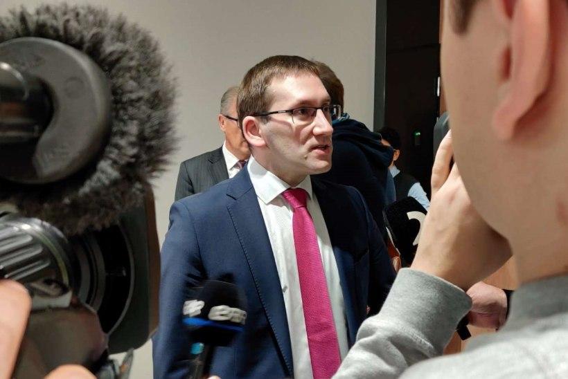 Savisaare protsess: Kallo mõisteti süüdi, Tuulberg ja Kunman õigeks