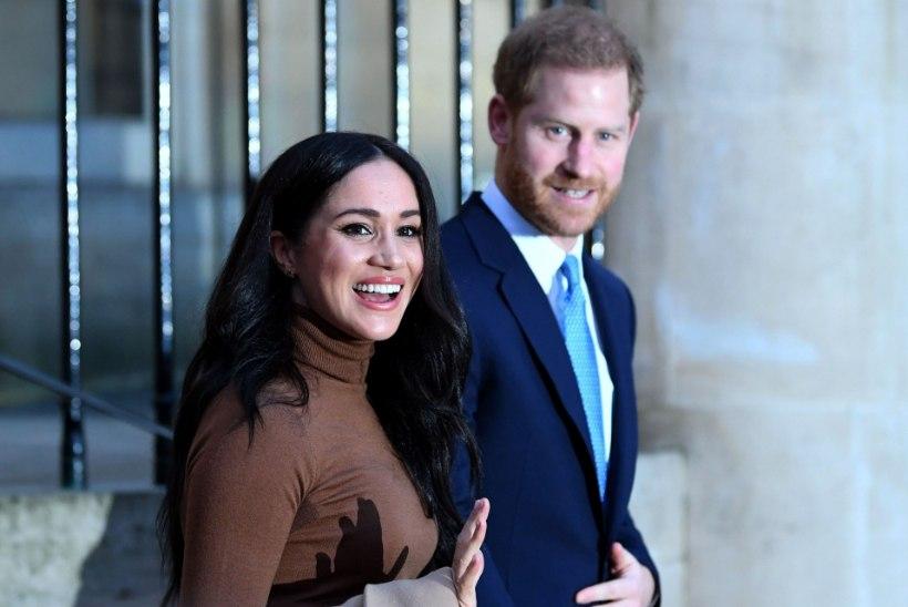 ASI ON AMETLIK: Harry ja Meghan kolivad Kanadasse