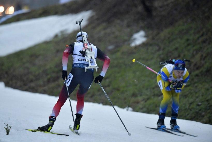 Tobreluts skandaalsest Oberhofist: sportlastel tuleb see üks nädal ära kannatada