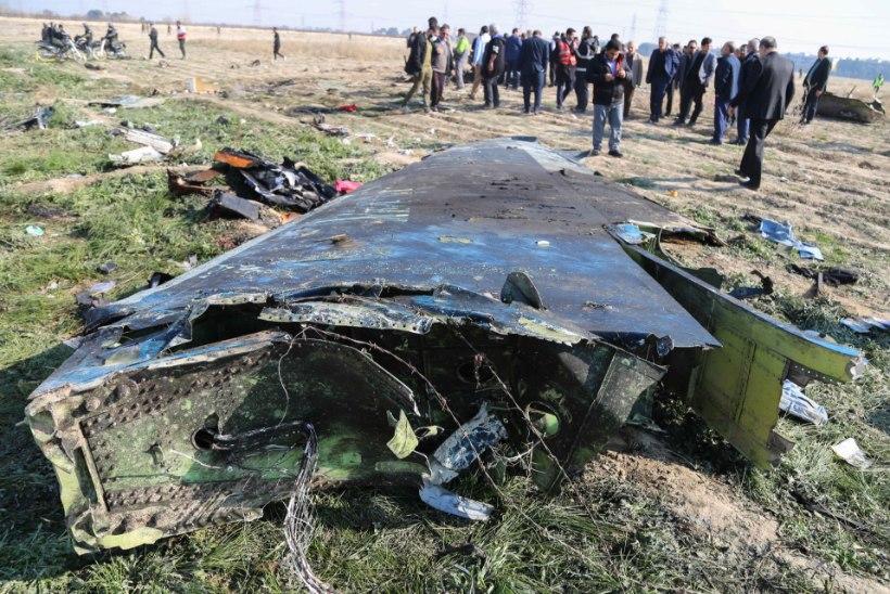 ÕHUKAITSE EKSIMUSED: Iraani kõrval on ka Ukraina ja USA reisilennuki alla tulistanud