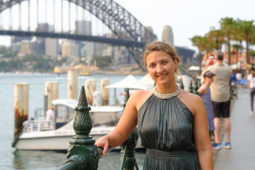 VIDEO | ÕHTULEHT AUSTRAALIAS | Sydneys elav Marju: eestlased said kokku ja loitsisid vihma välja