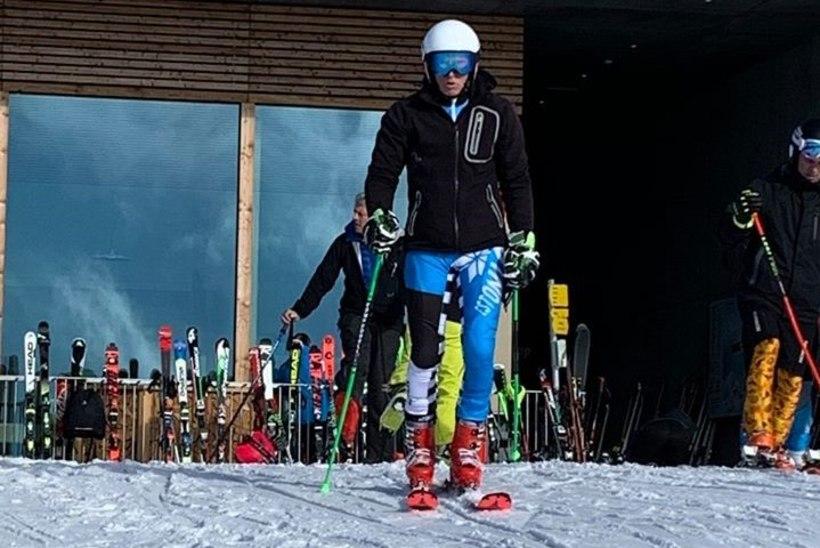 HURRAA! 67aastane Eesti mäesuusataja võitis maailma suurimal talispordifestivalil hõbemedali
