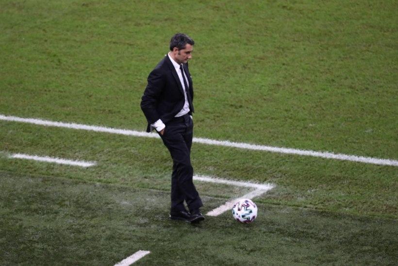 OMAPÄRANE: Hispaania liigat juhtiv Barcelona vallandas peatreeneri