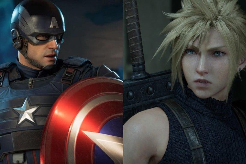 PIDAGE HOOGU! Square Enix lükkas kahe suure mängu ilmumise edasi