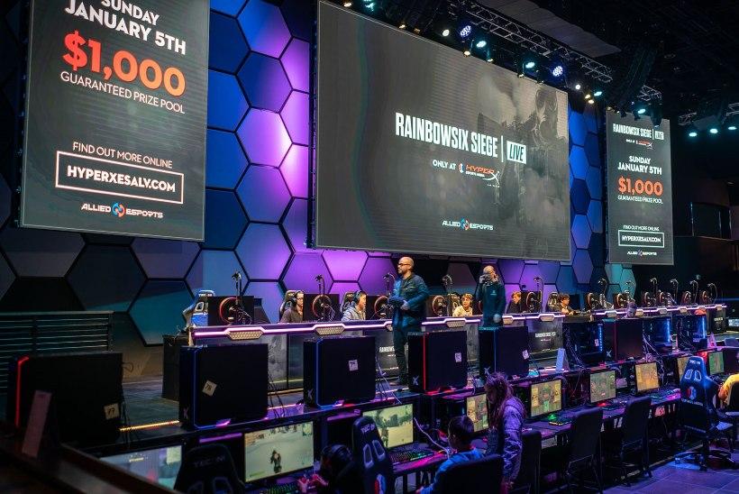 VIDEO   Tehnoloogiamess CES 2020: e-spordiareen, kus Ninja Twitch.tv rekordi püstitas