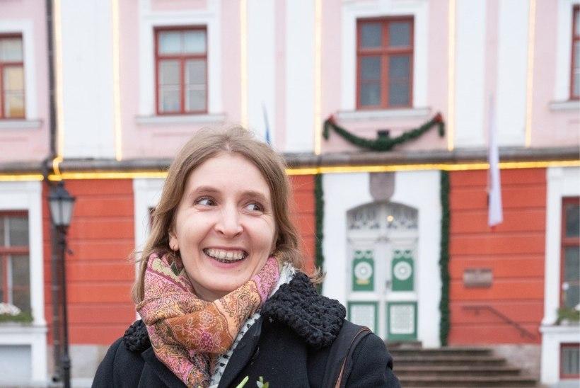 Carolina Pihelgas: kõik Tartu linnakirjanikud on väga erineva iseloomuga