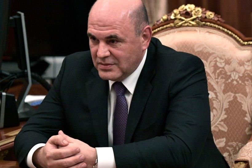 MÄRKAMATU MEES: kes on Venemaa uus peaminister Mihhail Mišustin?