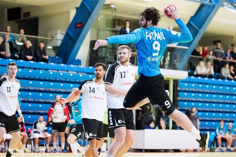 Eesti käsipallikoondis võttis magusa võidu