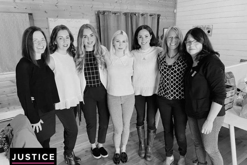 AJAB OMA RIDA: Meghan külastas Kanadas naiste turvakeskust