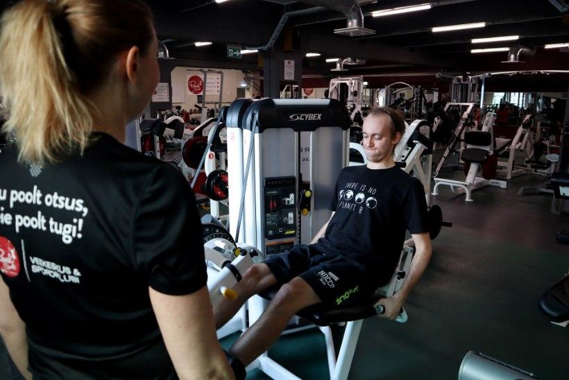 Treener annab nõu: treeningkoormus tuleb valida hetkevormist lähtuvalt