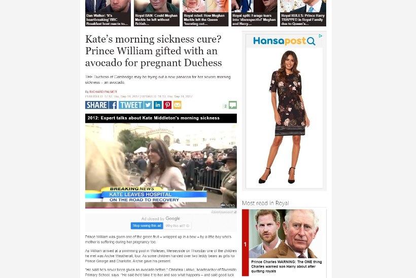 Ah et miks Meghan Kanadasse põgenes? Võrdle, kuidas Briti ajakirjandus on teda ja prints Williami naist kohelnud!