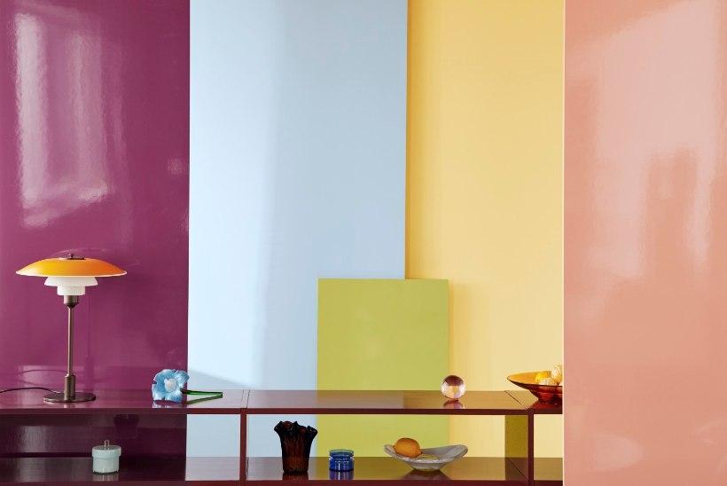 Kuidas leida sobiv seinavärv? 4 soovitust, kuidas panna paika terviklik värvilahendus