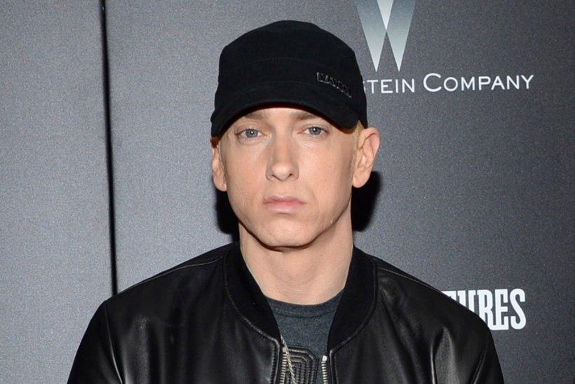Terrorirünnaku ohvrite omaksed kritiseerivad Eminemi uut pala