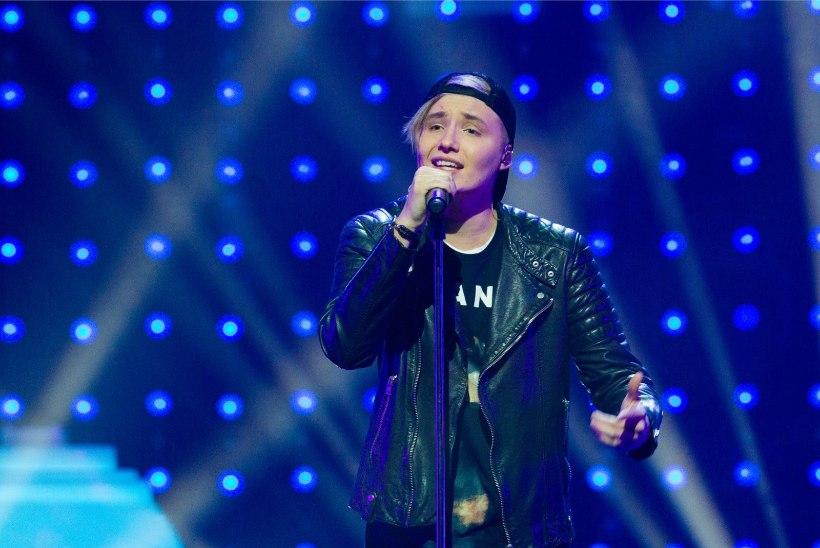 Soome popiidol Isac Elliot esineb Eesti muusikaauhindade galal