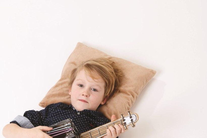 MEISTERDA LAPSEGA | Tee ise mängutrummid ja -kitarr!