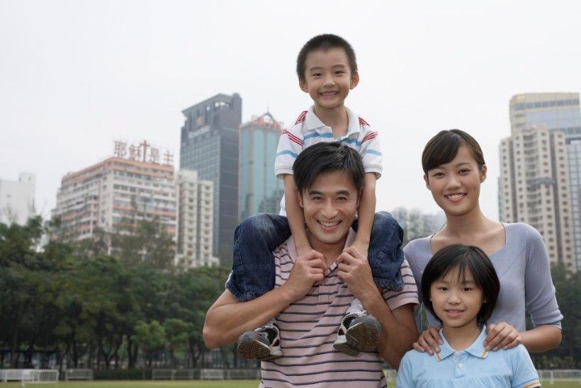 IIBEPROBLEEM? Hiina sündimus oli eelmisel aastal rekordiliselt madal