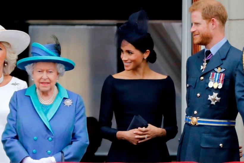 Buckinghami palee: Harry ja Meghan loobuvad kuningakoja tiitlitest