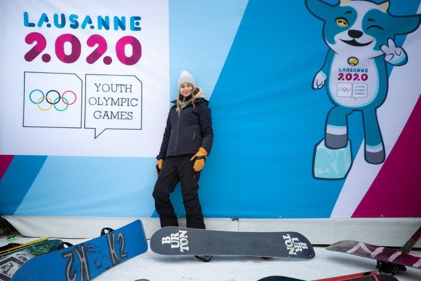 Kelly Sildaru enne avastarti: noorte olümpiamängud on suurem võistlus kui täiskasvanute MM
