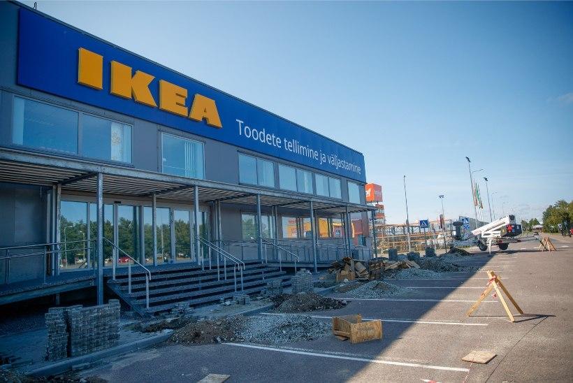 Ikea tulek pole 2019. aastal teiste Eestis tegutsevate mööblimüüjate turgu kõigutanud