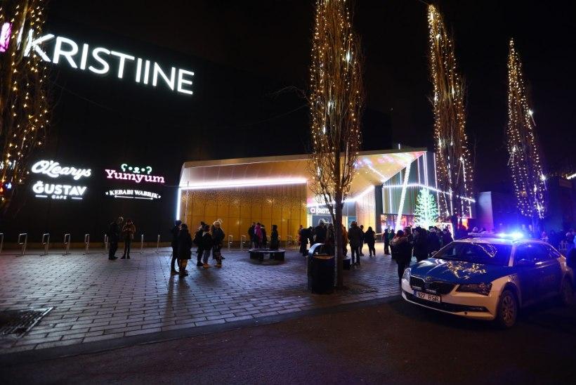 FOTOD SÜNDMUSKOHALT   Kristiine ja Viru keskusele tehti pommiähvardus
