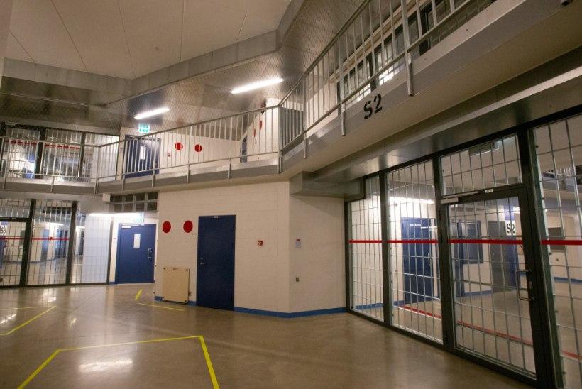 Aasta lõpul suri vanglates kolm kinnipeetavat