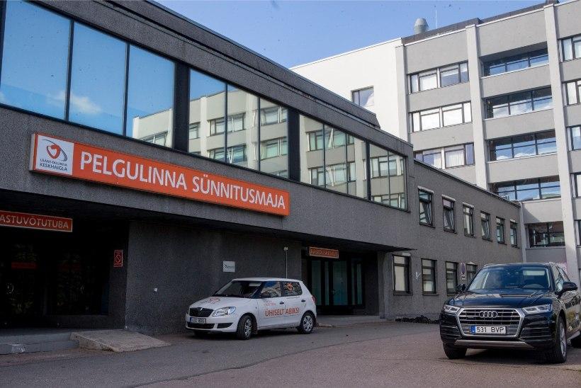 Maagiline sünnikuupäev: uue aasta esimesel päeval nägi Tallinnas ilmavalgust 17 beebit
