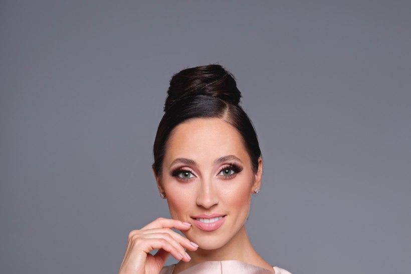 Elina Nechayeva laulab häält lahti nii duši all, süüa tehes kui ka autos