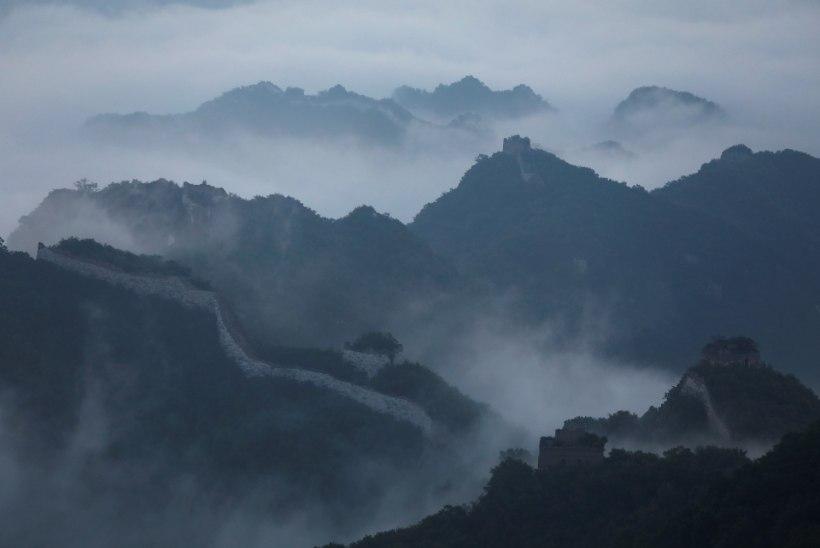 MÄLUMÄNG | 10 küsimust Hiina müürist
