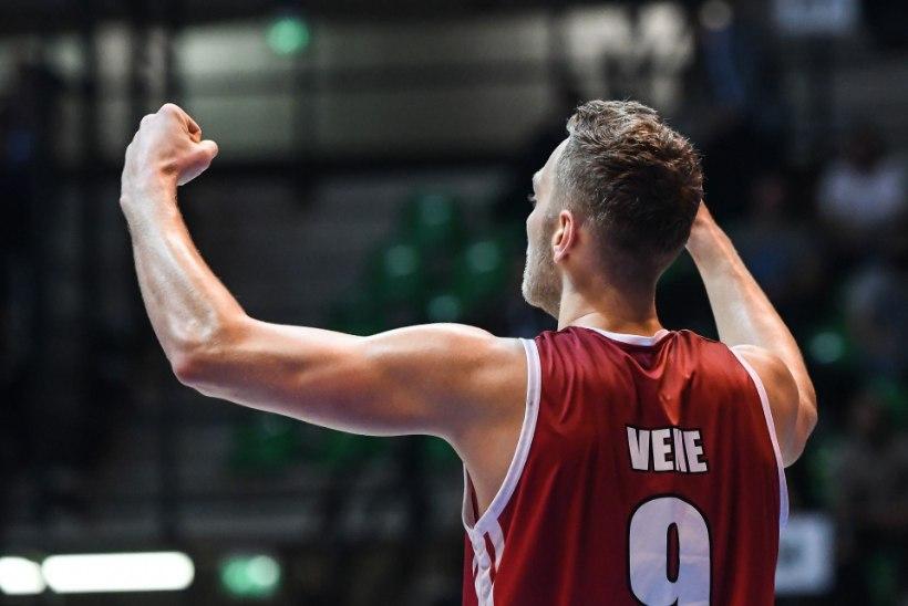 Eesti korvpallurid Itaalias: Vene aitas Varese võidule, Veideman oli kodumeeskonna resultatiivseim