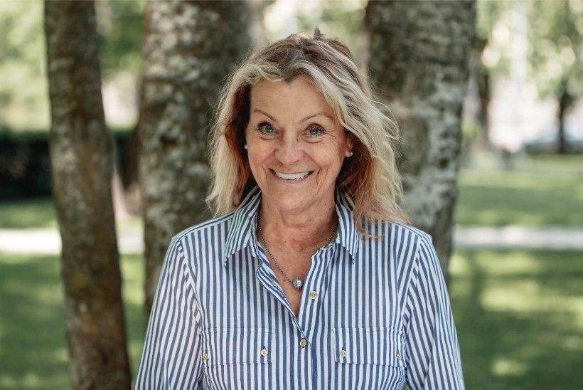 Anne Veesaar masendusest: rohelise tee asemel jooksin pigem džinni ja toonikut