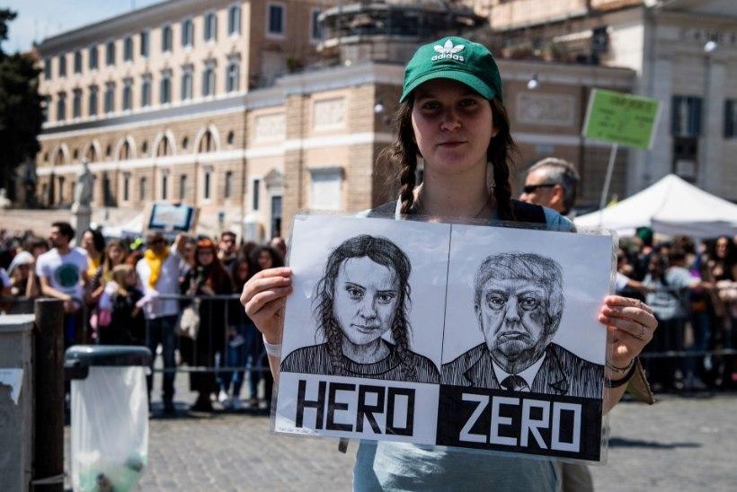 MAAILMA MAJANDUSFOORUM: Davos ootab Donald Trumpi ja Greta Thunbergi