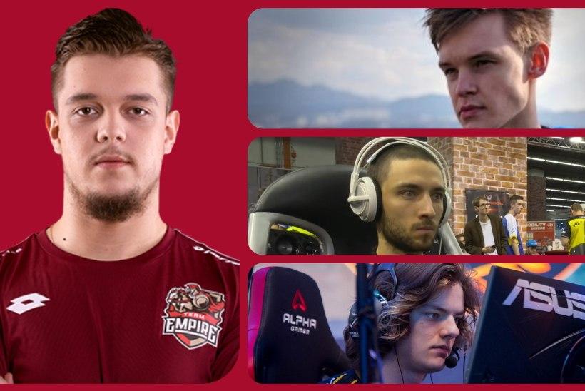 TOP 5   Eesti e-sportlased, kellel sa peaksid 2020. aastal silma peal hoidma