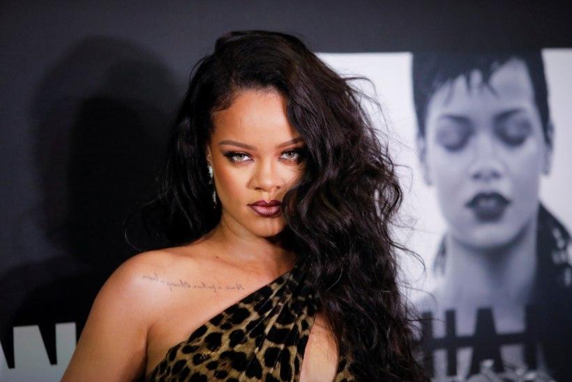 Rihanna on oma miljardärist salamisi lahku läinud