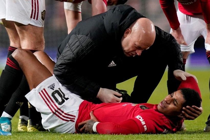Sel hooajal suurepäraselt mänginud Manchester Unitedi esiründajat ootab pikk vigastuspaus
