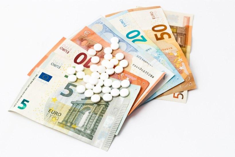 Konkurentsiamet: Õhtulehe tehtud ravimihindade võrdlus näitab, et turu toimimises on tõrge